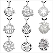 9pcs/lot Pregnancy Sterling Silver Lockets Pendant For 20mm Harmony Ball Bola