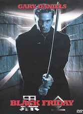 Black Friday (DVD, 2003) excellent condition