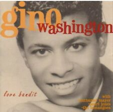 Love Bandit - Gino Washington (2002, CD NEUF)