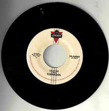 "TORNADOS!! - ""TELESTAR"" B/W ""JUNGLE FEVER"" LONDON 45 NM-!"