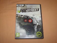 ( PC ) NEED FOR SPEED PROSTREET. ELECTRONIC ARTS 2007. ITA. OTTIME CONDIZIONI
