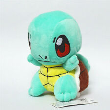 "Pokemon Center Stand Squirtle Figure Stuffed Animal Plush Doll Toy 6"" XMAS US"