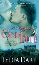 It Happened One Bite by Dare, Lydia, Good Book