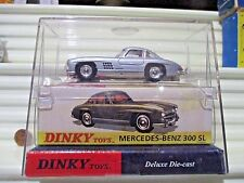 DINKY TOYS 2006 1/43 Silver DY033/b MERCEDES BENZ 300SL GULL WING New Mint Boxed