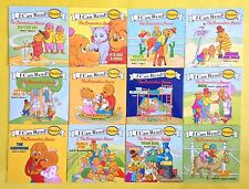 Berenstain Bears Lot 12 Phonics Fun Children's I Can Read Books NEW