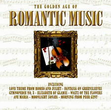 THE GOLDEN AGE OF ROMANTIC MUSIC ~ NEW AND SEALED CD ALBUM * CLASSICAL *