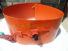 200L/55Gallon 240V 2000W Silicon Rubber Band Heater for Metal Oil Drum Heating