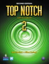 Top Notch 2 with ActiveBook by Joan M. Saslow and Allen Ascher (2011, CD-ROM...