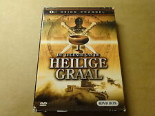 4-DISC DVD / DE LEGENDE VAN DE HEILIGE GRAAL (ORION CHANNEL)