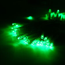 5m Green Battery Operated Fairy String Lights Christmas Xmas Wedding Decor Xsj