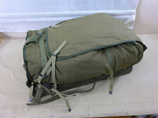 US ARMY Back Pack Canvas Bag mit Original WW2 Packboard