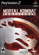 Mortal Kombat: Armageddon - Playstation 2 Game Complete
