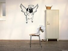 Pug Dog Puppy Breed Pet Animal Family Wall Sticker Decal Mural 2859
