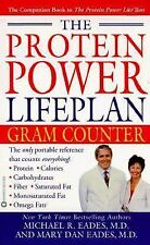 The Protein Power Lifeplan Gram Counter by Michael R. Eades, M.D., Mary Dan Ead