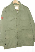 CHINESE VIETNAMESE ARMY ISSUE FIELD JACKET  VIETNAM 1950 'S 1960'S US M65 STYLE