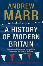 A History of Modern Britain by Andrew Marr (Paperback, 2008)