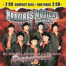 El Grupo Joven De La Musica Duranguense by Brazeros Musical de Durango (CD + DVD