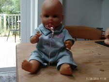Baby Born doll - Corolle / Zapf creation - with outfit and coat