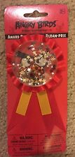 Angry Birds Award Ribbon Birthday Party Supply Favors NIP