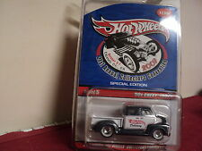 Hot Wheels 50's Chevytruck 21st Annual Collectors edition 1of 3,000 Orange Co.Ca