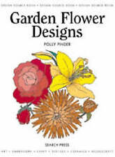 Garden Flower Designs (Design Source Books),GOOD Book