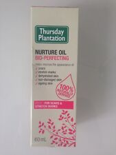 thursday plantation Nurture Oil Bio-perfecting For Scars & Stretch Marks 60ml