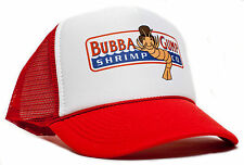 RETRO BASE CAP [BUBBA GUMP SHRIMP CO.] MOVIE FORREST GUMP 80´S SNAPBACK HAT  Ret