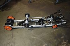#812 2007 Arctic cat m-1000    skid suspension 153'