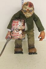 Mezco Jason Voorhees Hockey Mask Plush Figure LOOSE