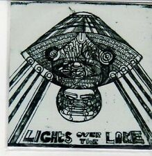 (DC199) No Thee No Ess, Lights Over The Lake - DJ CD