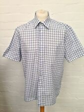 Mens Yves Saint Laurent Shirt - Size Xl - Short Sleeved - Great Condition
