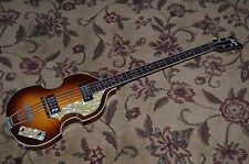 1964 1965 Hofner Beatle Bass model 500/1 Sir Paul Excellent Vintage  Orig. Case