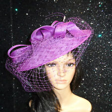 FAILSWORTH ASCOT WEDDING DISC SAUCER FASCINATOR HAT MOTHER OF THE BRIDE