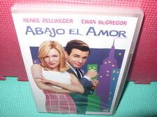 ABAJO EL AMOR - ZELLWEGER - MCGREGOR - NUEVA