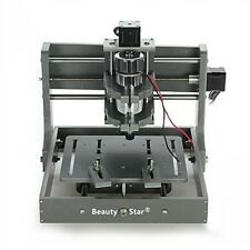 300W 2020B DIY USB PCB CNC 3 Axis Milling Engraving Machine For PVC Wood Carving