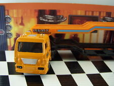 MAISTO HIGHWAY HAULERS CAR TRANSPORTERS TRUCK LOOSE 1:64 SCALE