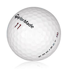 120 TaylorMade Project (a) Mint Recycled Used Golf Balls  GREAT VALUE!!!!