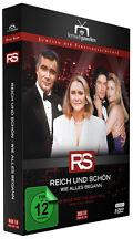 Reich und Schön - Box 10 - Staffel 10 - Folgen 226-250 - Fernsehjuwelen DVD