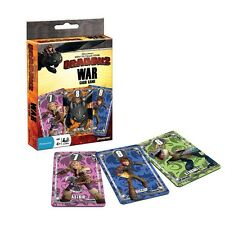 WAR CARD GAME How to train your Dragon 2 HTTYD2 NEW and Funny playing card