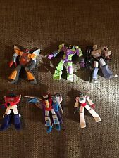 Transformers PVC Heroes Of Cybertron HOC Lot Loose Optimus Megatron Omega Others