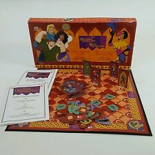 Disneys The Hunchback of Notre Dame town square board game MB 1995 100% complete