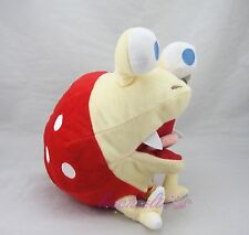 Pikmin Bulborb Chappy Soft Plush Doll Stuffed Animal Doll Gift