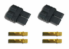Traxxas 3070 High-Current Male Battery Connectors Plugs Set