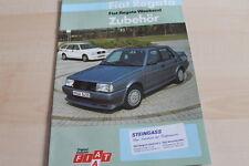 122108) Fiat Regata + Weekend - Zubehör - Prospekt 198?