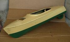Vintage Battery Operated Speedster Toy Boat The Straits SEA HAWK