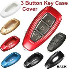 3 Buttons Remote Key Shell Case Fob Cover Skin For Ford Fiesta Focus Mondeo Kuga