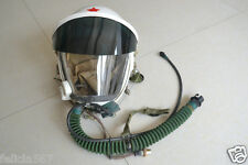 Mig-21 Fighter Air Force Pilot High-Altitude Pressure Flight Helmet Tk-1