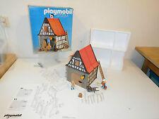Playmobil 3443 scheune farm OVP + original BA manual (2)
