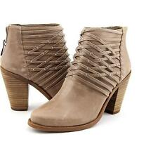 Jessica Simpson Claireen Women US 7 Tan Bootie Blemish  11096