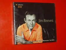 JIM REEVES COLLECTION ORANGE 216-2CD 12+12 TRK NEW SEALED 2008